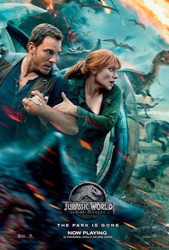 Jurassic World: Fallen Kingdom (Web-DL 720p Dual Latino / Ingles) (2018)