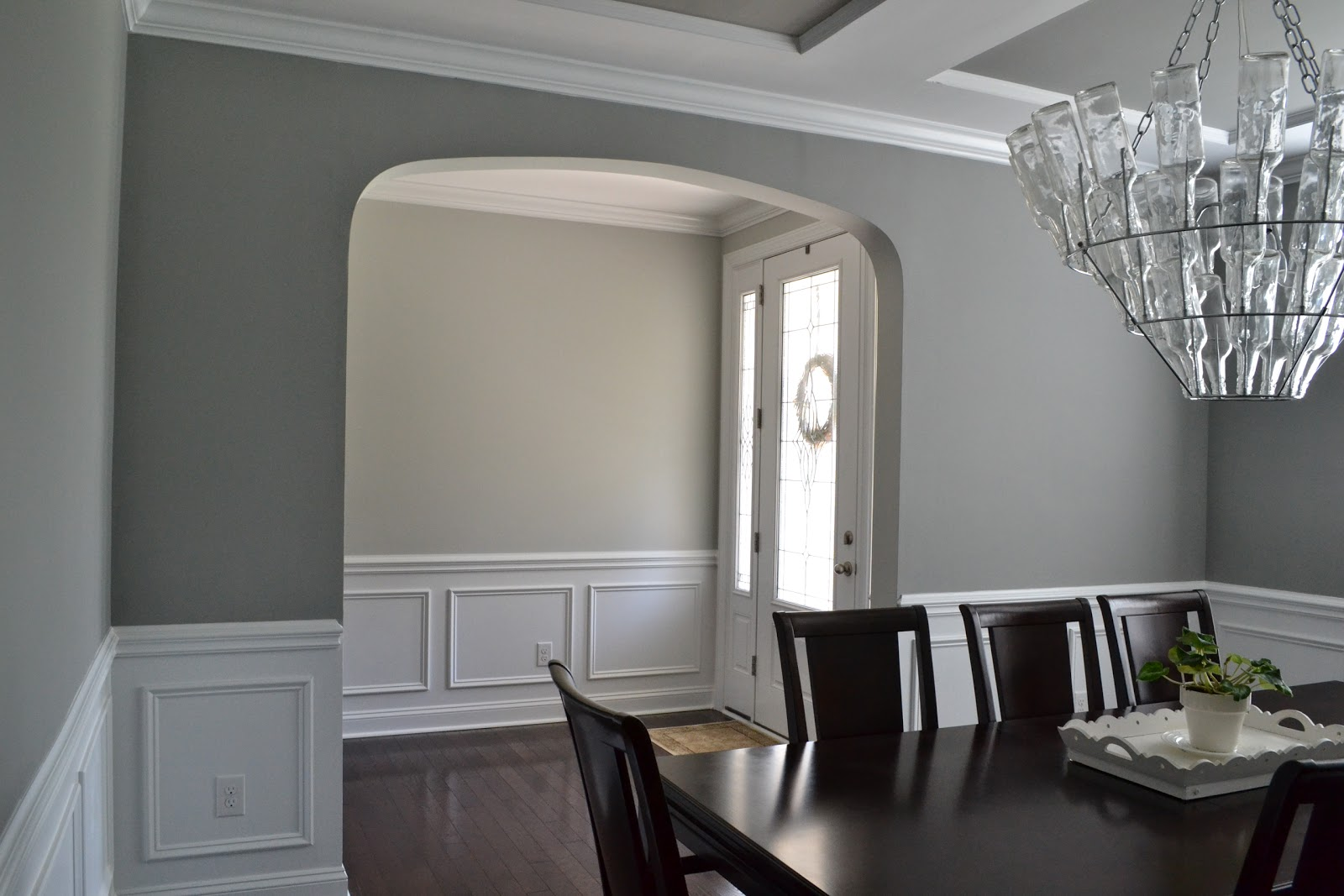 Grey Walls Paint Colors And Grey On Pinterest