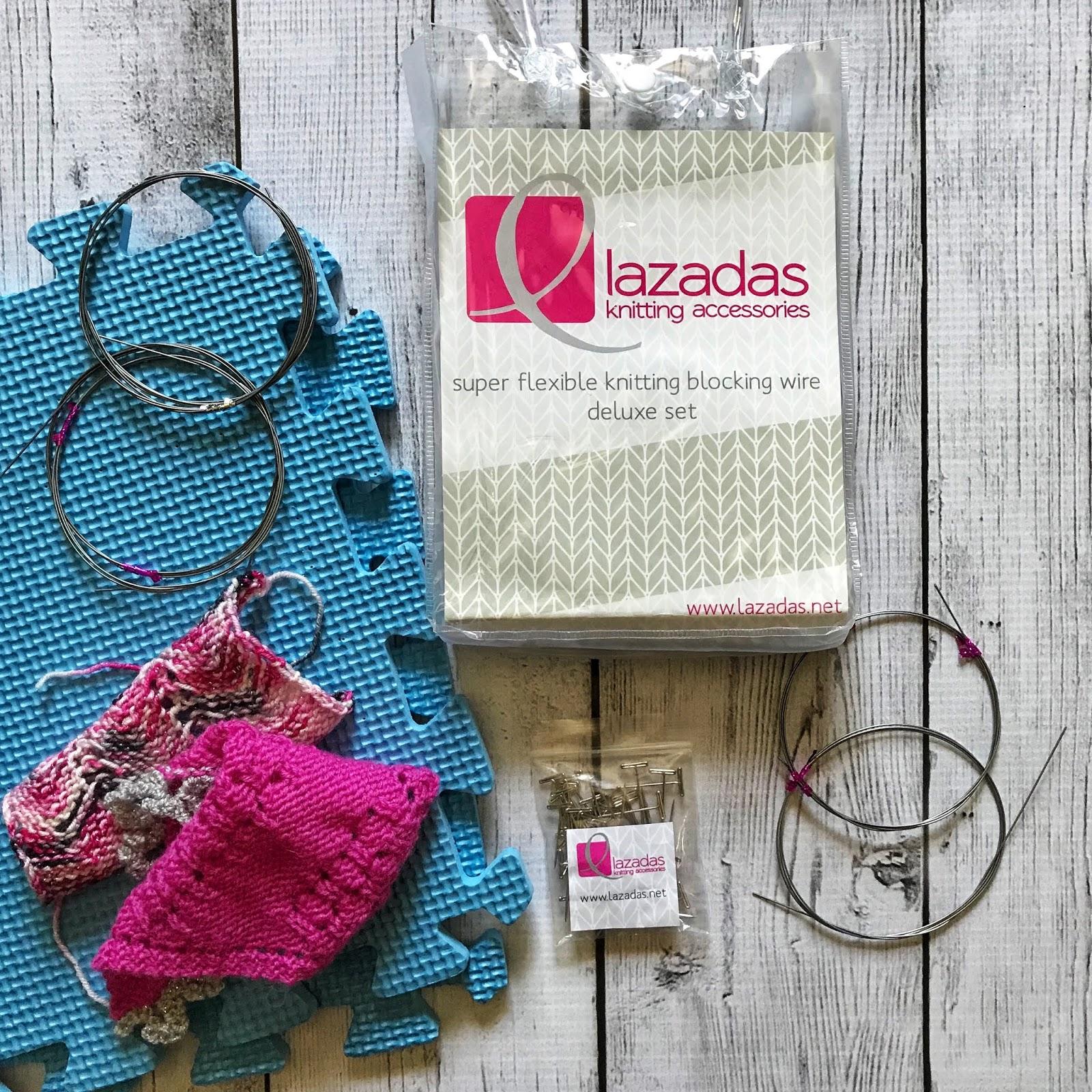 Angela Tong Designs: Lazadas Flexible Blocking Wires