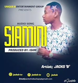 Download Audio | Jacks B - Siamini
