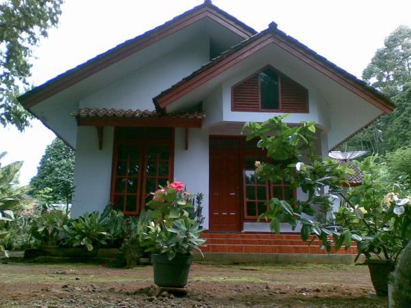 bentuk rumah sederhana ala kampung