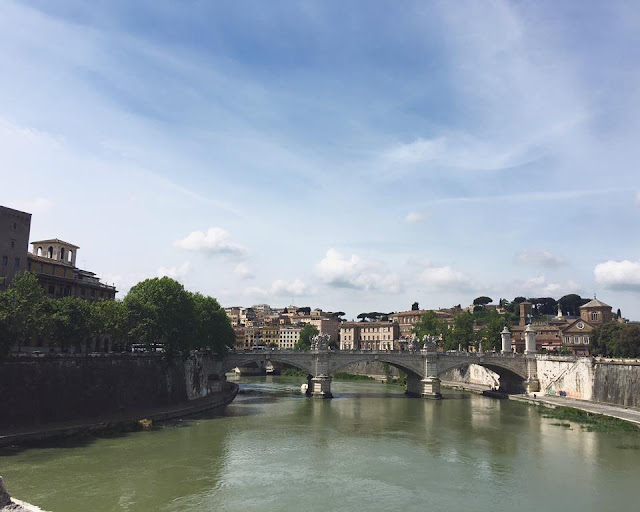 rome river view