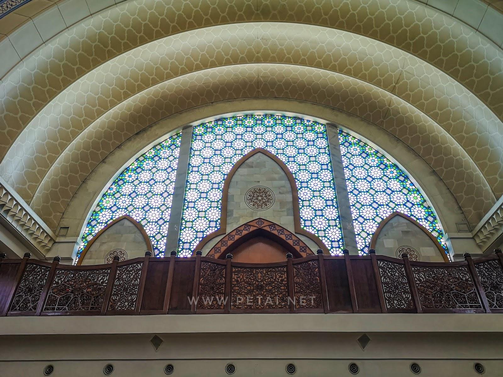 Masjid Wilayah Persekutuan Kuala Lumpur - Gerbang