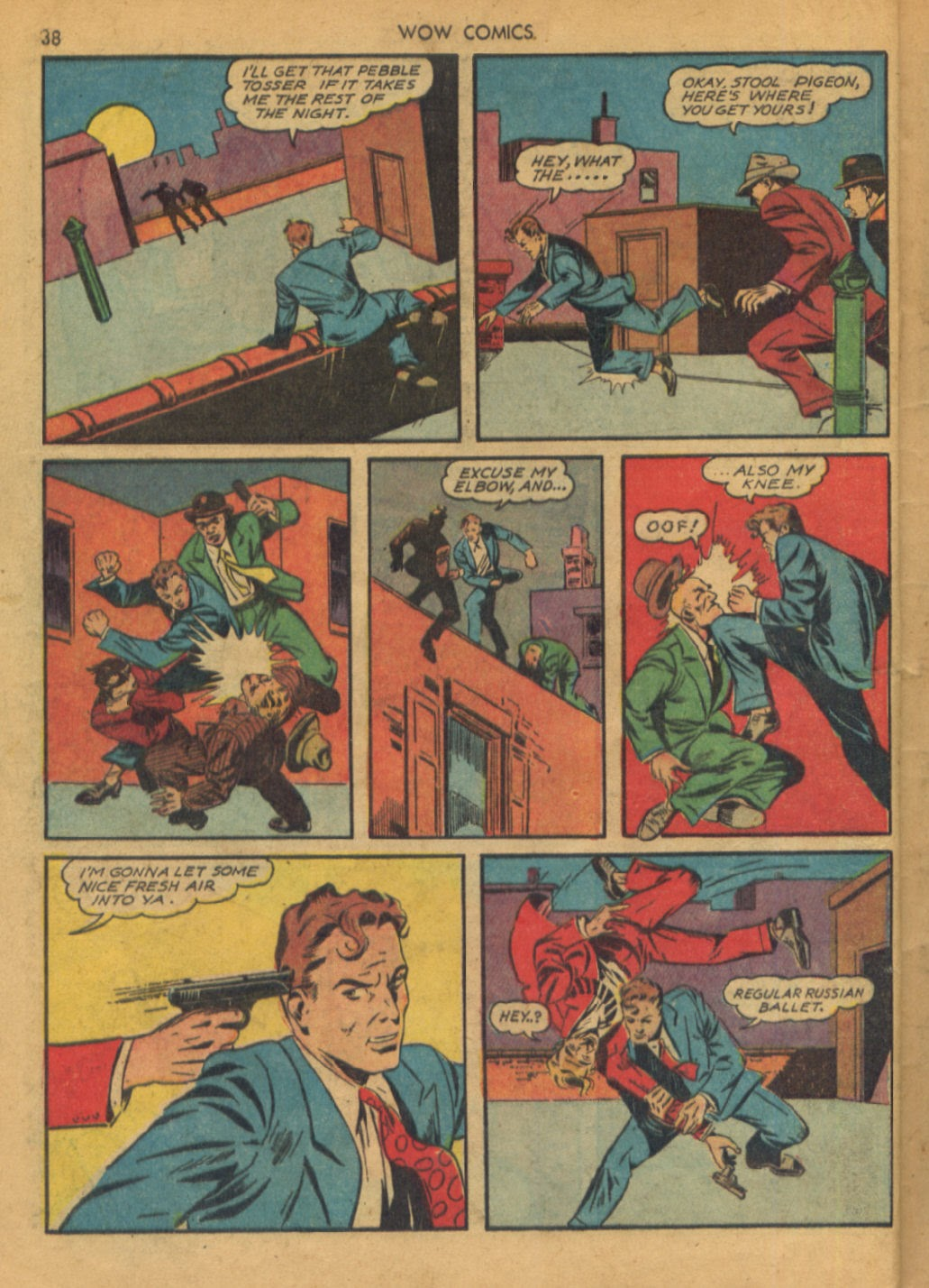 Wow Comics issue 3 - Page 40