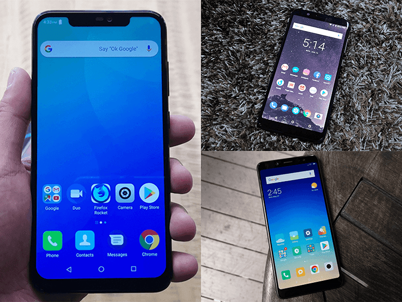 List of the best smartphones under PHP 12K (Q4 2018)