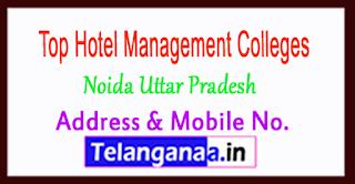 TopHotel Management Colleges in Noida Uttar Pradesh