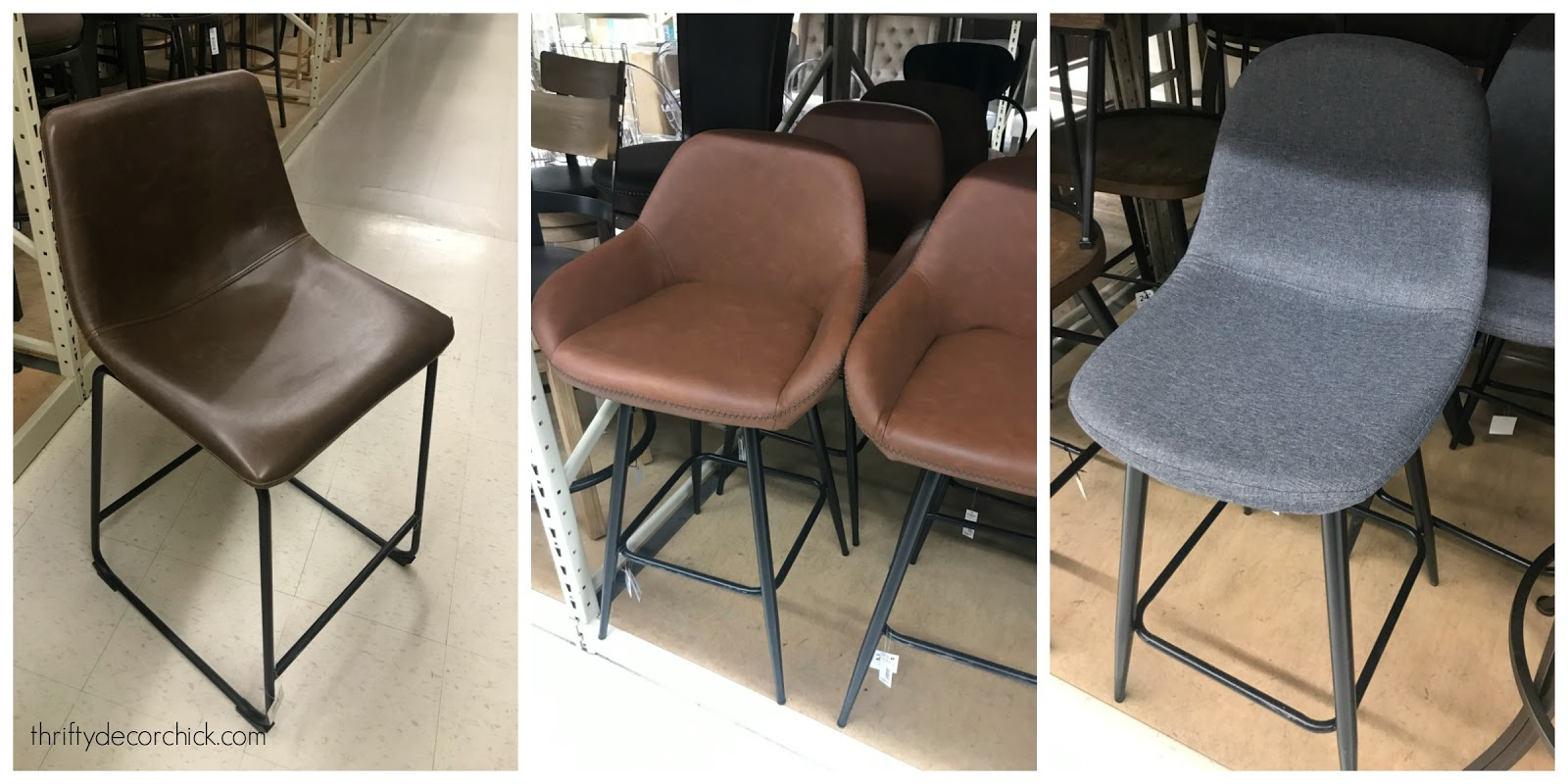 Where to find counter stool selection