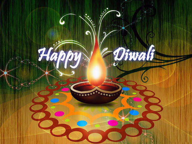 Happy Diwali (2016) HD Wallpaper