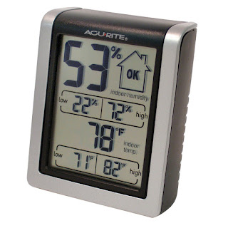 AcuRite 00613 Indoor Humidity Monitor, image, hygrometer, buy at low price
