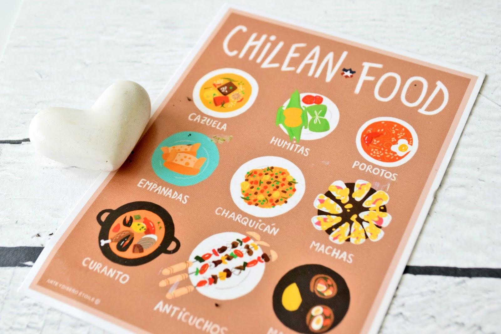 Tradycyjne chilijskie potrawy