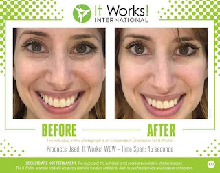 IT Works Wow cream pic
