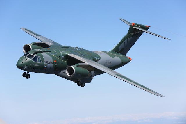 Embraer Boeing strategic aerospace partnership