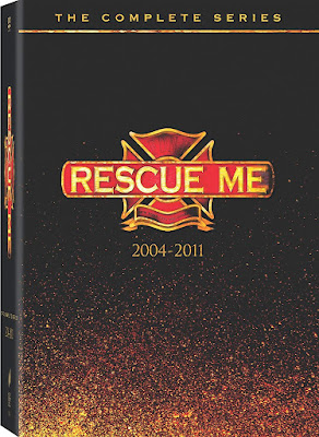 Rescue Me Complete Series Dvd