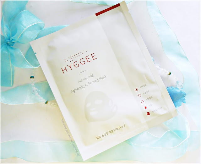 Hyggee All-In-One Tightening and Firming Mask