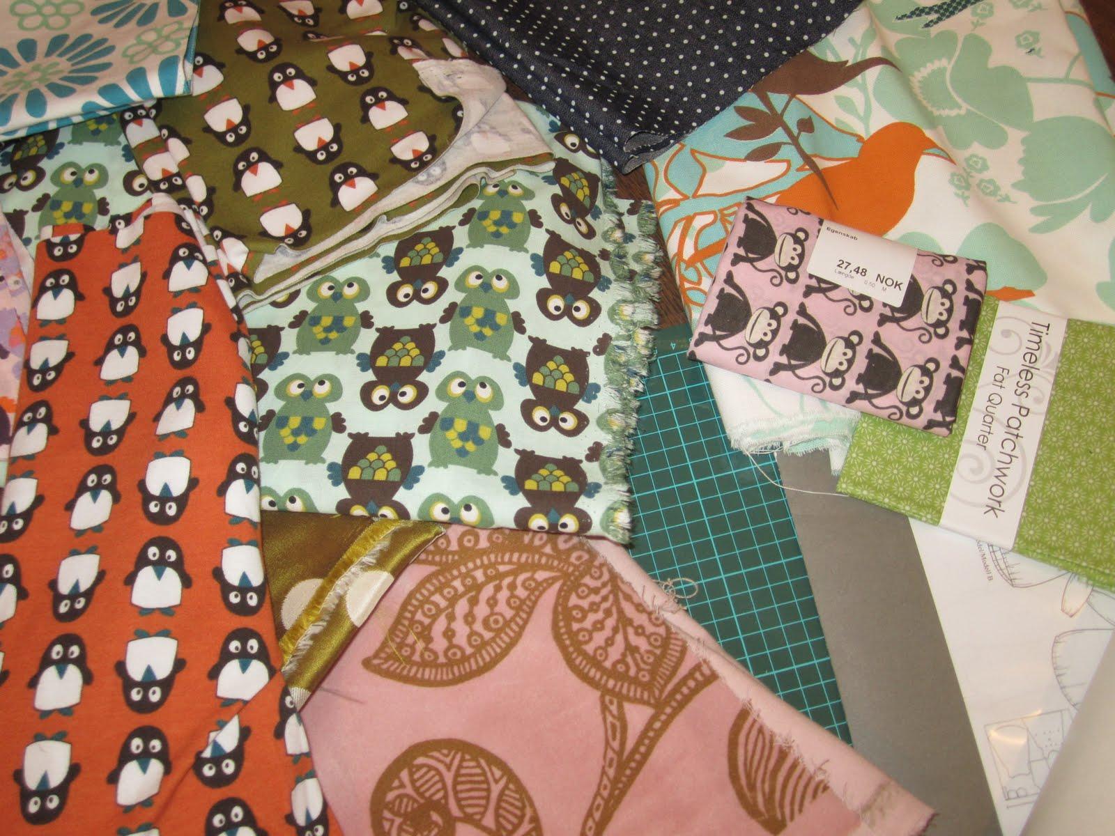 Våre mønstre er enkle å arbeide med – alle mønstre er utskåret i vlies og inkl. sømrom, hvilket gjør dem enkle å klippe etter. STOFF & STIL   NORGE uploaded a video 3 years ago