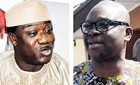 FAYOSE EXAGGERATE ON THE POLITICAL CAREER OF FAYEMI