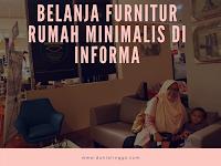 Asiknya Belanja Furnitur Rumah Minimalis di Informa