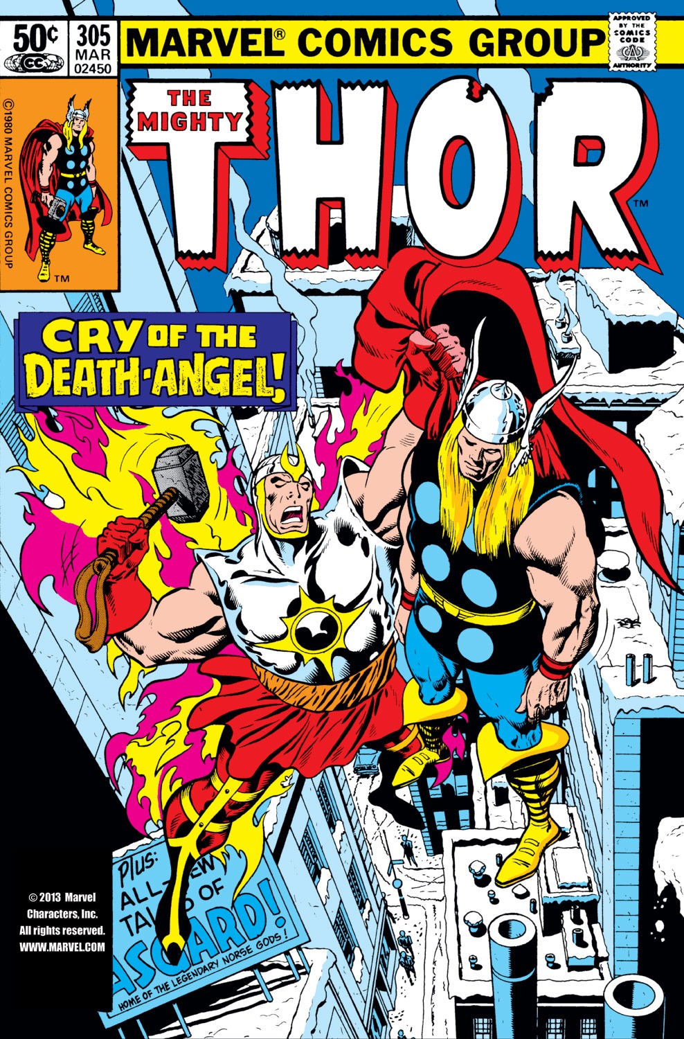 Thor (1966) 305 Page 1
