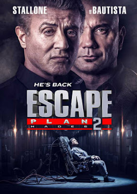 Escape Plan 2 Hades 2018 English Movie BRRip 1080p/720p/480p-Direct Links