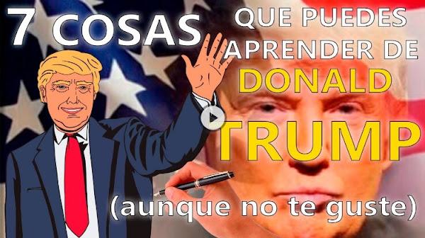 El Liderazgo de Donald Trump: qué puedes aprender del magnate-presidente
