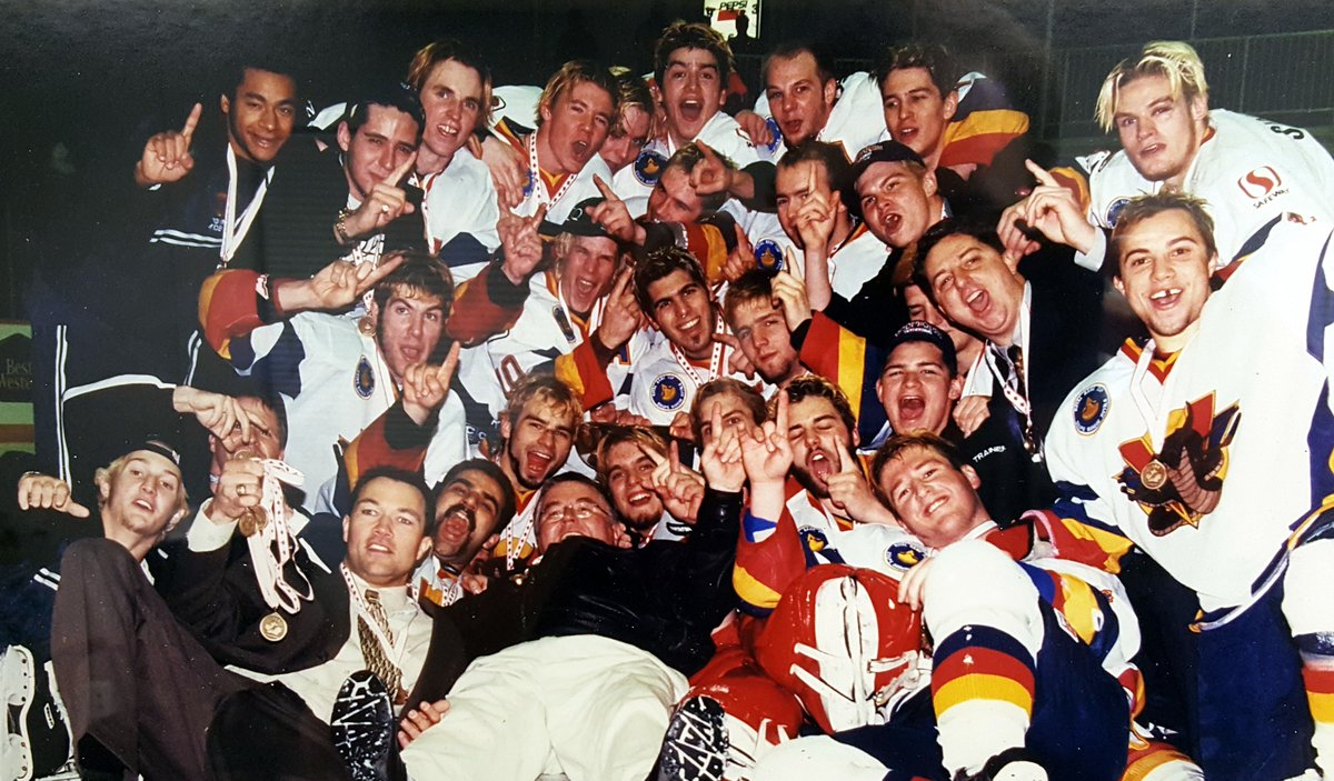 1999 Vernon Vipers Inducted Into BC Hockey Hall Of Fame