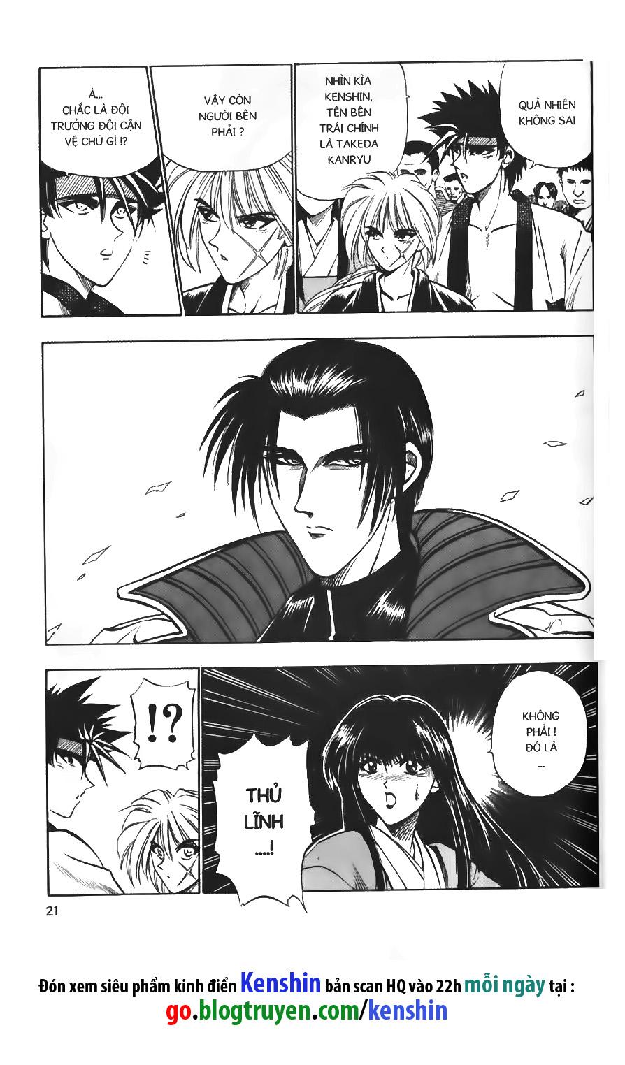 Rurouni Kenshin chap 16 trang 18