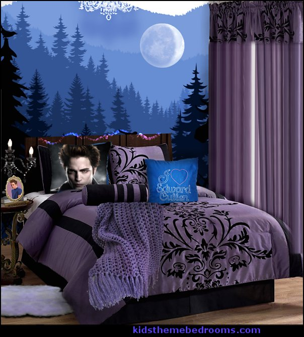 twilight edward bedroom decorating ideas