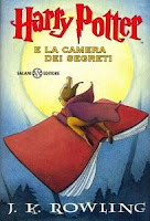 copertina La Camera dei segreti, Harry Potter di J.K.Rowling