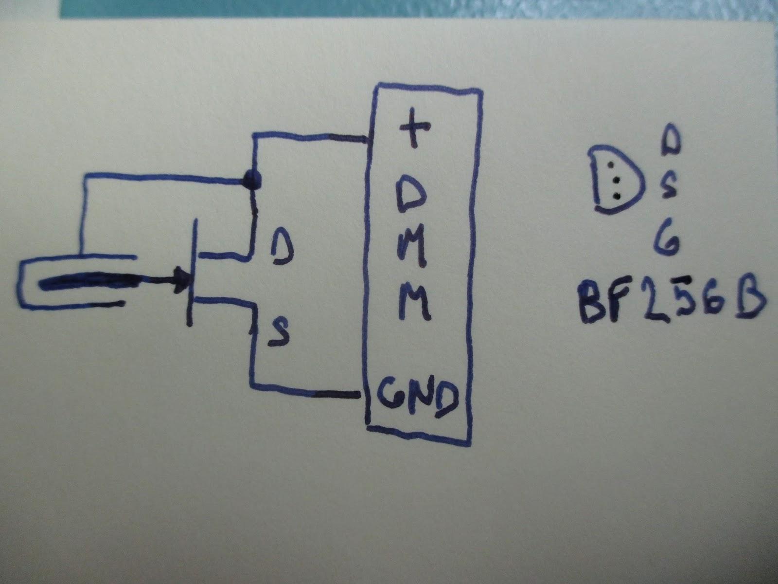 ionization chamber circuit