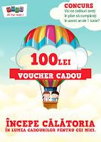 Castiga un voucher de 100 ron de la Smyk ViVo