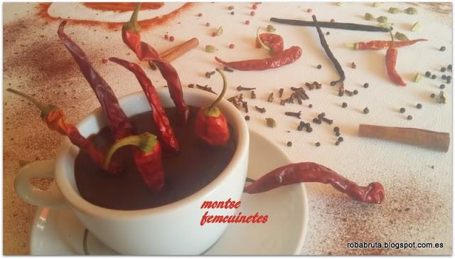 Chocolate a la taza - Roba bruta, fem cuinetes