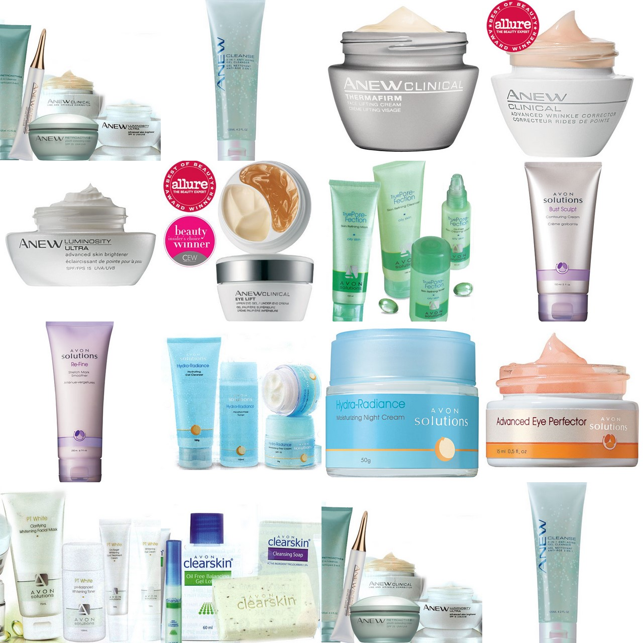 cosmatics: Avon Products In India
