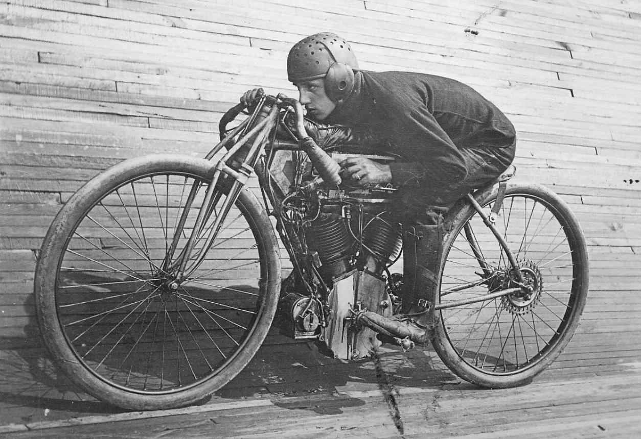 Balke Polster Musings Of A Motorcycle Aficionado Board Track Racing