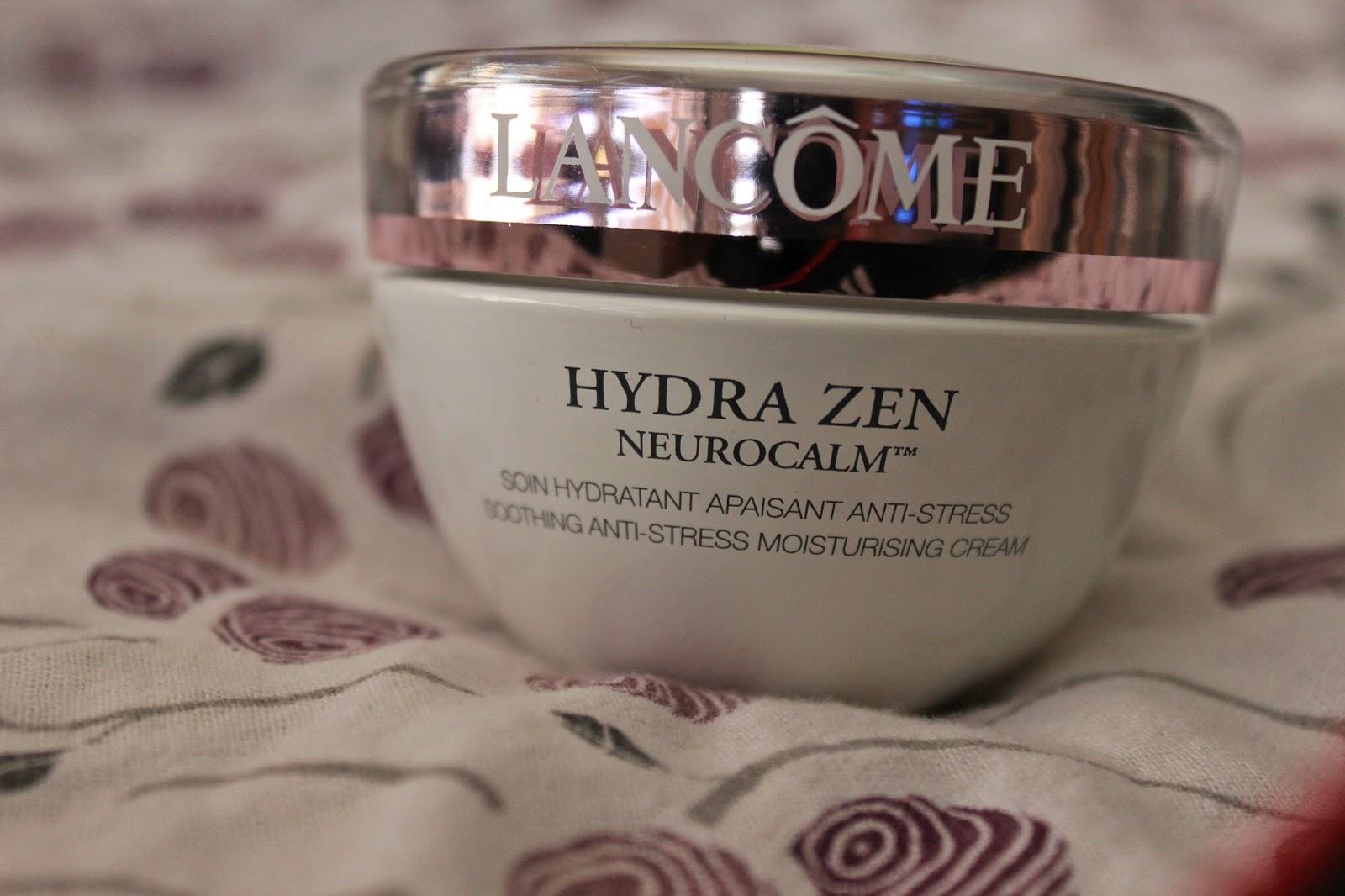 Lancome hydra zen neurocalm