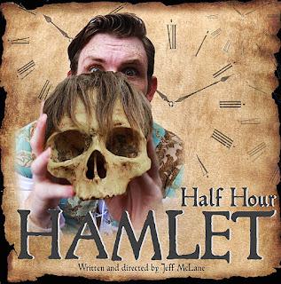 adelaide fringe: half hour hamlet