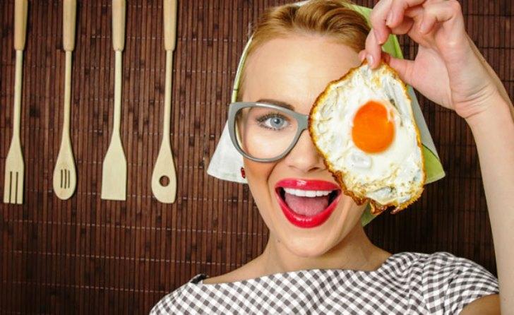 Günde 1 Yumurta Mutluluk Kaynağı!