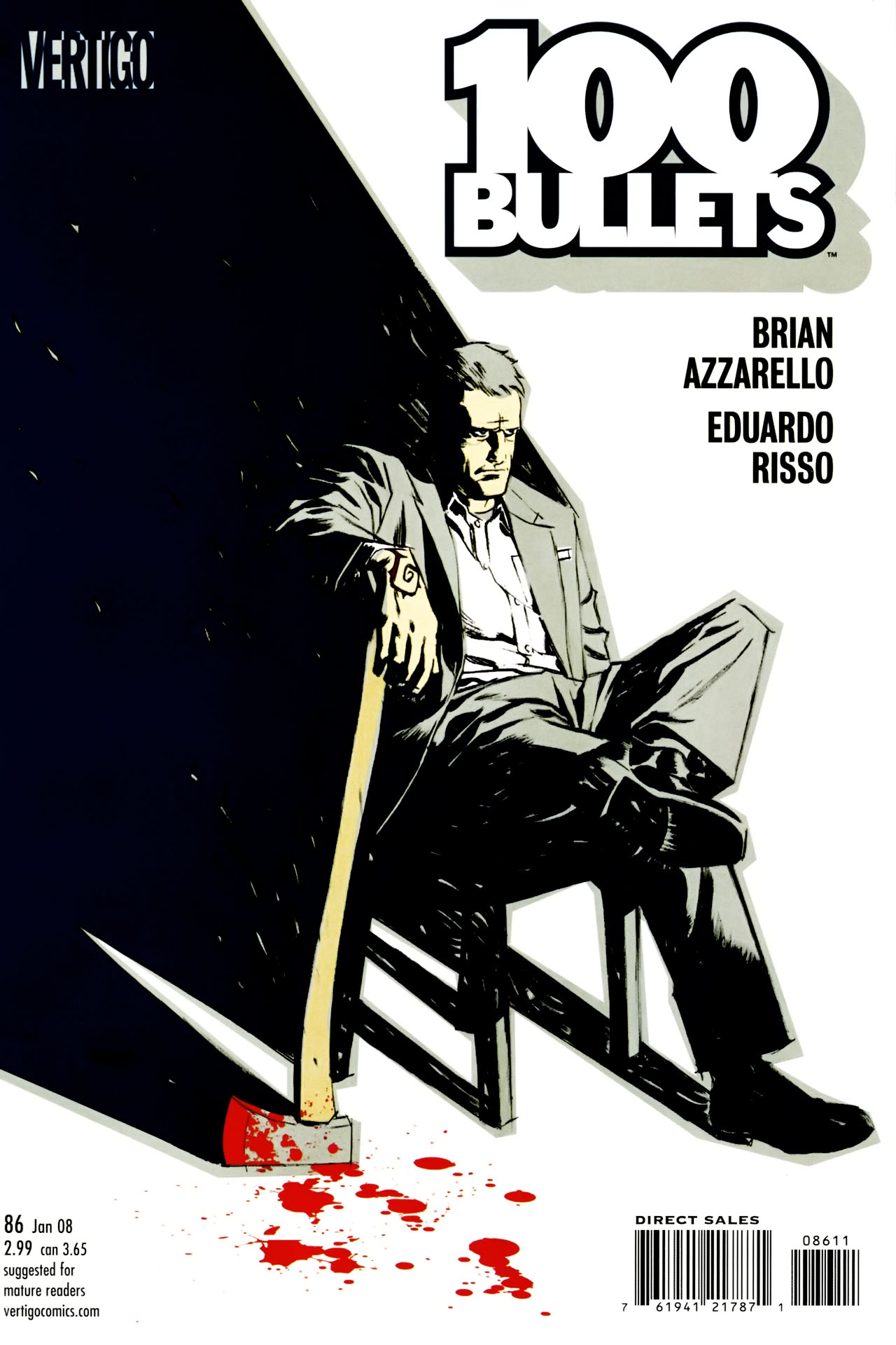 Read online 100 Bullets comic -  Issue #86 - 1