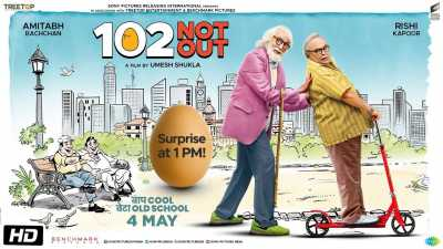102 Not Out 2018 Full 300mb MKV Download Desi Pre Rip