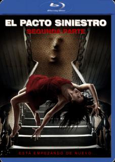 El Pacto Siniestro: Segunda Parte (2014) DVDRip Latino