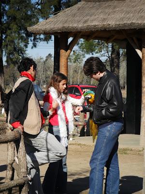 conhecendo a América Latina; Buenos Aires; Zôo Lujan;
