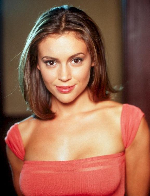 Most Beautiful Woman In The World Alyssa Milano