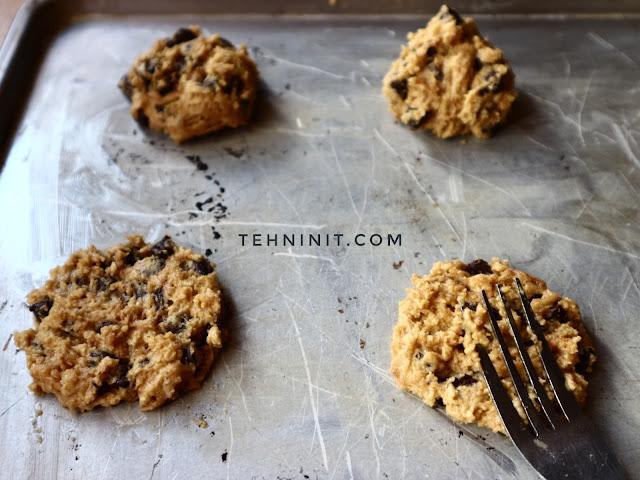 Resep Cokelat Chips Cookies renyah