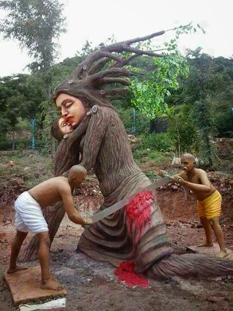 حماية الثروة الخشبية Protect the wealth of wood