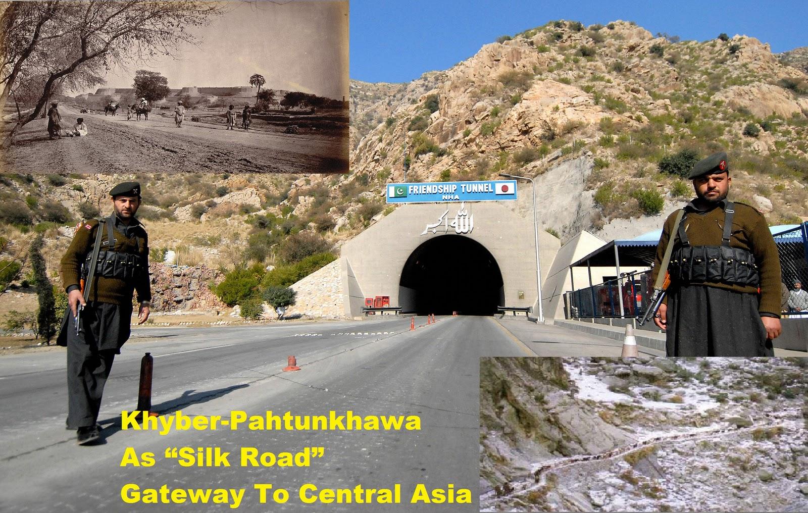 silk road pakistan