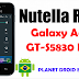 Rom Nutella ME (Lollipop)  Galaxy Ace GT-S5830 B/L/I