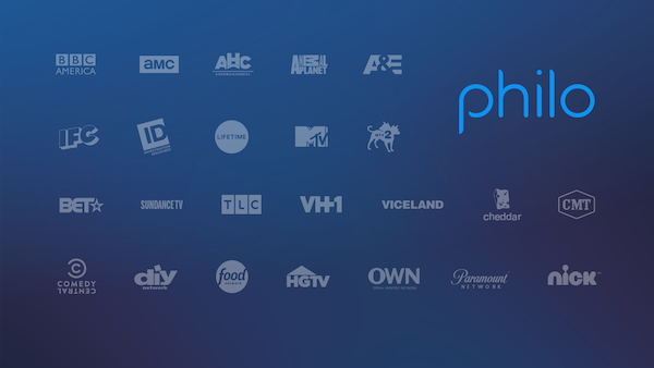 Philo TV Channels Guide