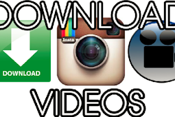 Save Videos From Instagram App