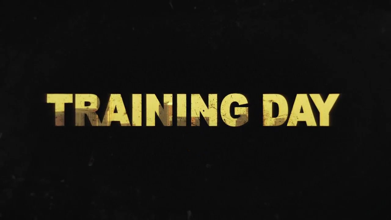 desktop wallpaper Training Day TV show logo