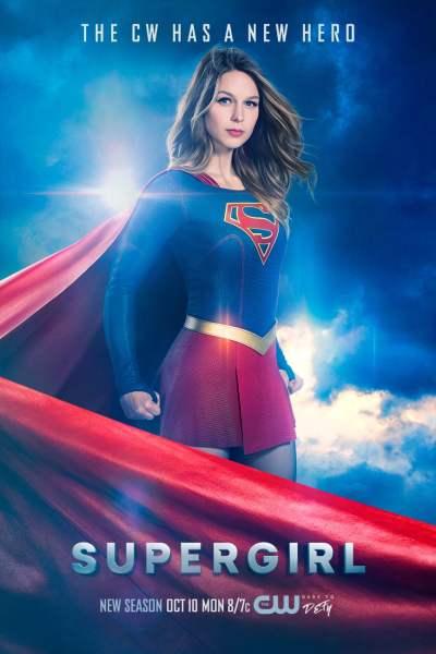 Baixar Supergirl 2ª Temporada Dublado e Legendado