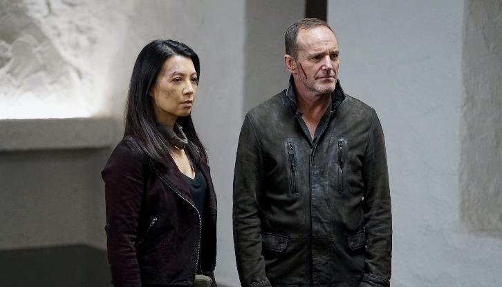 Agents of SHIELD - Episode 5.10 - Past Life - Promotional Photos & Press Release